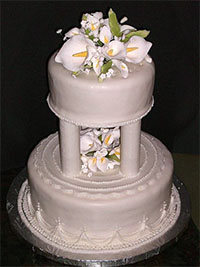 Aclu Wedding Cakes